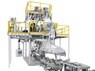 Compounding - Extruders & extrusion lines