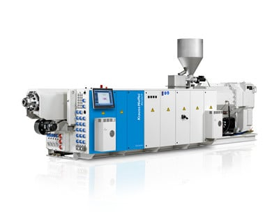 Rigid sheet extrusion lines
